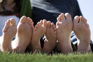 Good Foot Health in Sugar land